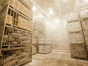 超冷温冷蔵庫
